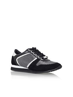 Lennie flat lace up sneakers