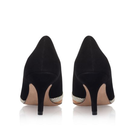 Kurt Geiger Tikki high heel court shoes