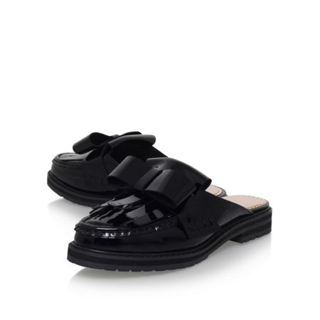 KG Kara flat slip on sandals