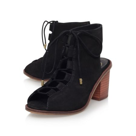 KG Molly high heel lace up shoe boots