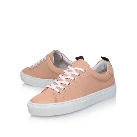 KG Lava flat lace up trainers