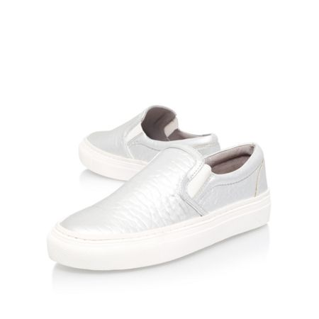 KG Lyon flat slip on sneakers