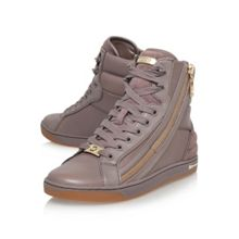 Michael Kors Glam essex high top trainers