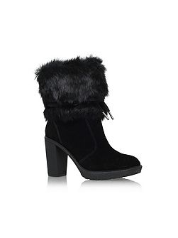 Hawthorne high heel fur lined boots