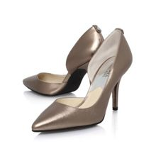 Mk flex d`orsay high heel court shoes