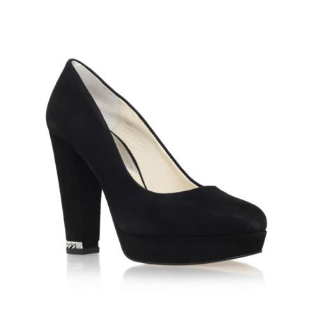 Michael Kors Sabrina pump high heel court shoes