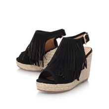 Miss KG Peyton high heel wedge sandals