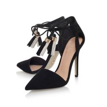Lipsy Laura high heel lace up court shoes