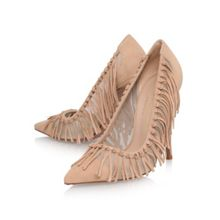 Kurt Geiger Saffron high heel court shoes