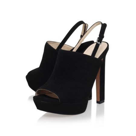 Nine West Lailah high heel slingback shoes