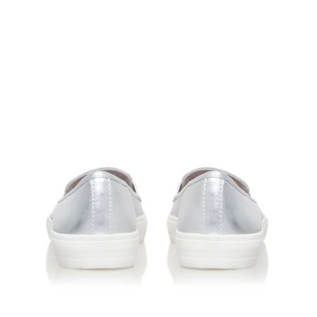 Carvela Leap flat slip on loafers