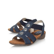 Carvela Comfort Scatter low heel sandals