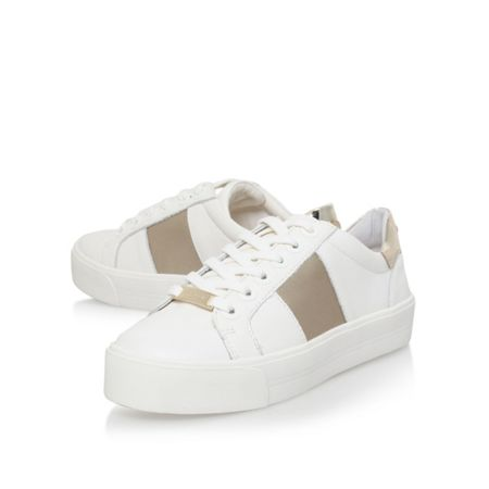 Carvela Lotus lace up sneakers