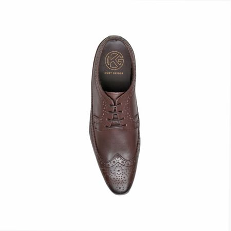 KG Eccleshall Lace Up Leather Shoe