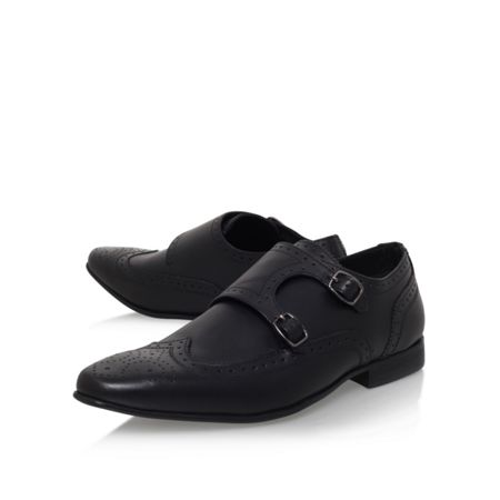 KG Elstree Buckle Up Leather Shoes