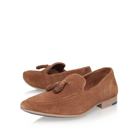 KG Denton Slip On Tassel Detail Loafer