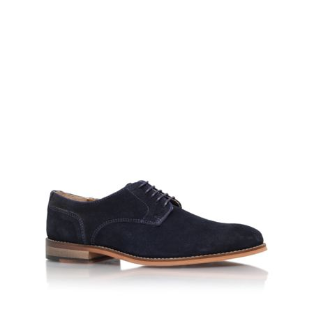 KG Durham Lace Up Suede Shoe
