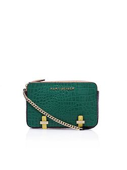 Croc abbey crossbody bag