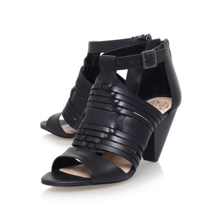 Vince Camuto Eames mid heel sandals