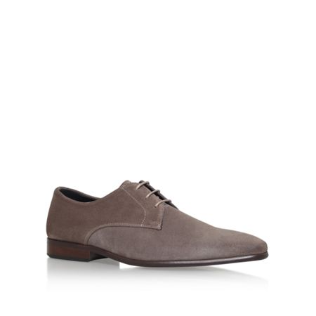 KG Jenkins suede lace up oxford shoes