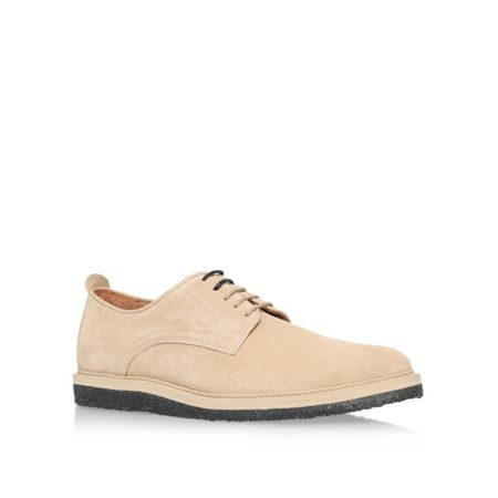 KG Miles lace up suede shoe
