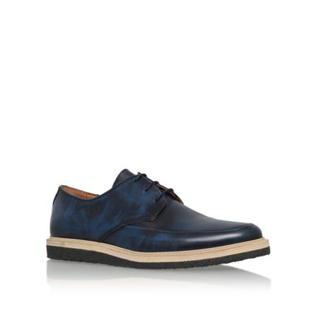 KG Angus leather lace up shoe