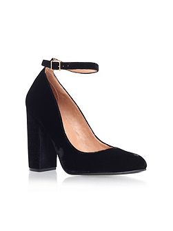 Carvela Adonis high heel court shoes