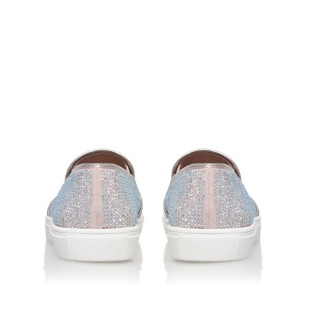 Carvela Jamie flat slip on sneakers