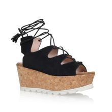 Carvela Kooper high wedge heel sandals