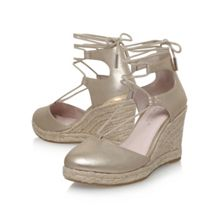 Carvela Kute high wedge sandals