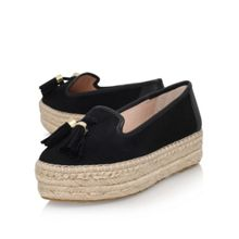 Carvela Liberty slip on platform espadrilles