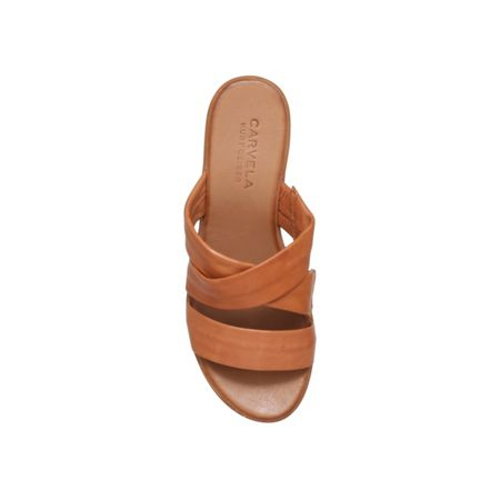 Carvela Kan high wedge heel sandals