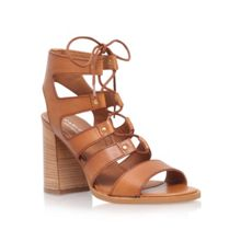 Carvela Kandice high heel lace up sandals