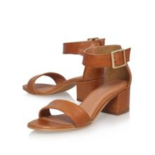 Carvela Shadow mid heel sandals