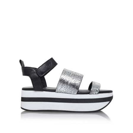 DKNY Valene wedge sole sandals