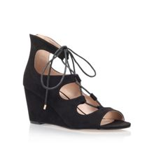 Carvela Sophia high heel wedge sandals