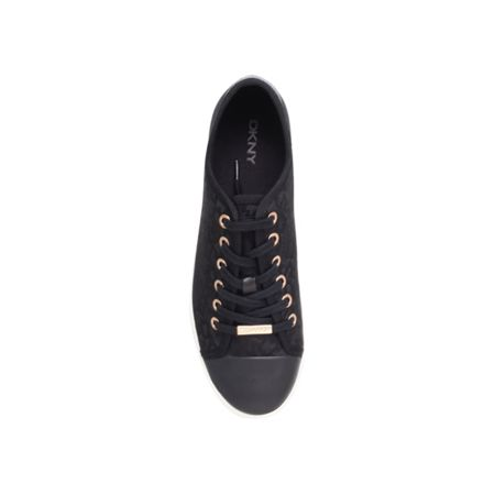 DKNY Blair lace up trainers