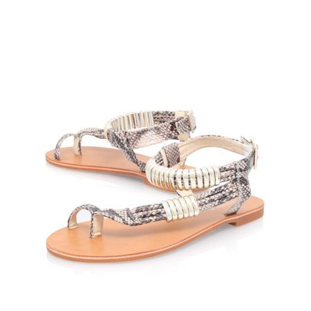 Carvela Klipper flat sandals