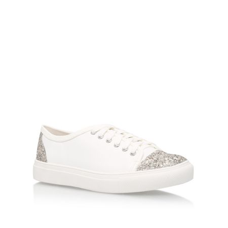 Carvela Maze flat lace up sneakers