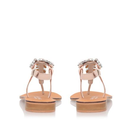 Carvela Belle low heel sandals