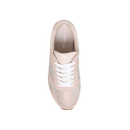 Carvela Mega flat lace up sneakers
