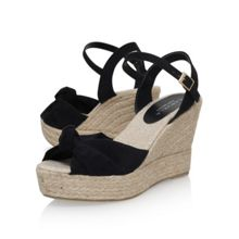 Carvela Sabb high wedge sandals