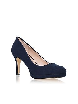Kiley high heeled court shoes