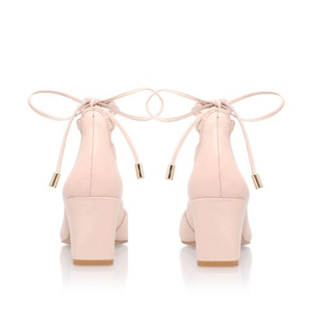 Carvela Aid high heel court shoes