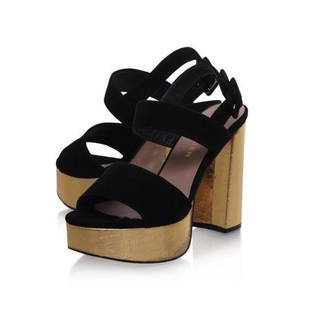 Kurt Geiger Koko high heel sandals