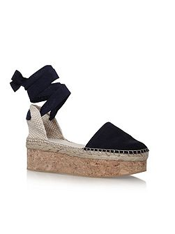 Kupcake high wedge heel sandals