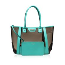 Carvela Layla perspex shopper bag
