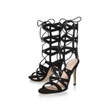 Lipsy Bevan high heel lace up sandals