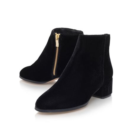 KG Roxy mid heel ankle boots