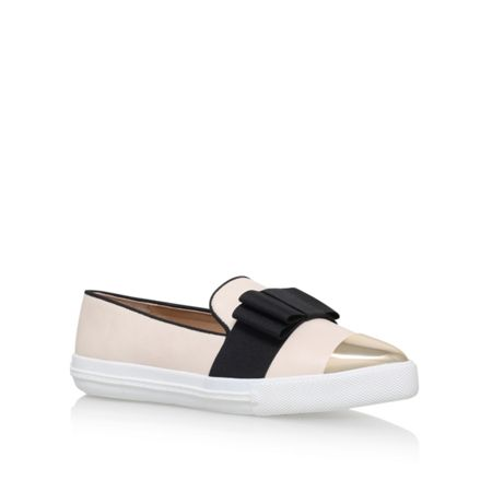 Miss KG Lisa flap slip on sneakers